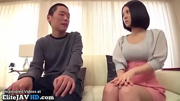 Jav interview with busty assistant went too far