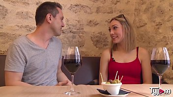 Lily Labeau takes a massive french cock