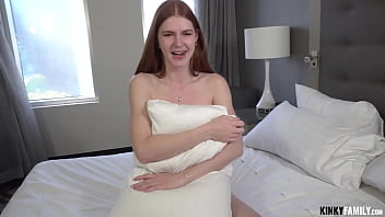 Kinky Family - I fucked her good and she made me cum in her mouth