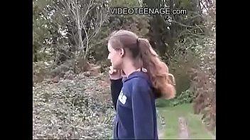 zat--18yo european teen Virginie shows her pussy-100p