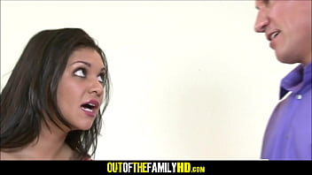Cute And y. Stepdaughter Adriana Kelly Caught And Fucked By Stepdad