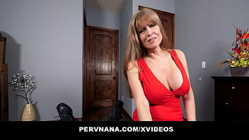 Pretty Chill Darla Crane Let Her Stepgrandson Pound Her Gilf Pussy