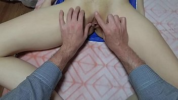 Watch Young girl plays game with daddy, she won't tell anyone. preview
