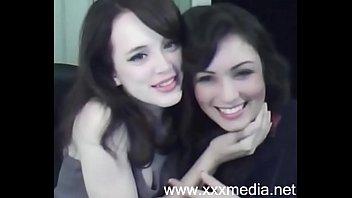 Real Sisters Strips on Webcam - www.XXXMedia.net