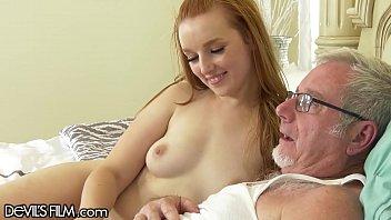 She Wants Her Step-Grandpa's Big Cock