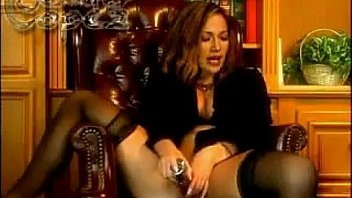 Copy (2) of Jennifer Lopez Fucks Herself With A Dildo