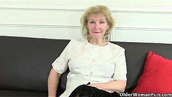 British grandma's wicked ways
