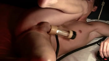 Watch Edging with the Venus 2000 sex machine preview