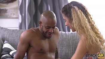 BLACK4K. Awesome interracial sex of maid and owner of expensive house
