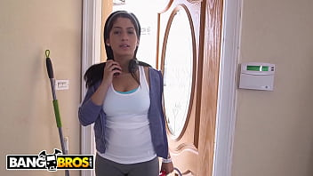 BANGBROS - Collection Of Willing Housekeepers Including Nadia Ali, Kitty Caprice, Gina Valentina And More