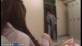 Jav nurse with big tits gets banged by her patient