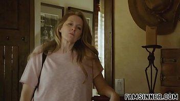 horny daughter fucks her mom's boyfriend