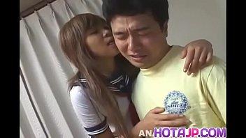 Hot japan girl Mikan Tokonatsu in beautiful sex video