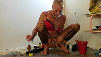 PP Pervers Playing With My Oiled-up Cock and Ass!