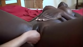 Interracial Fisting time