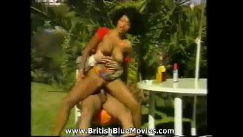 English vintage pornstar Charmane Sinclare gets fucked!