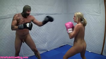 Nogen Boksning - Female Domination...