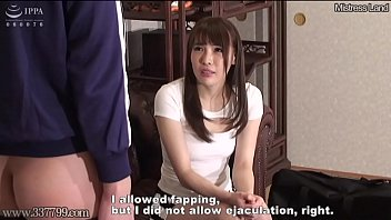Japanese students masturbate while the teacher is watching