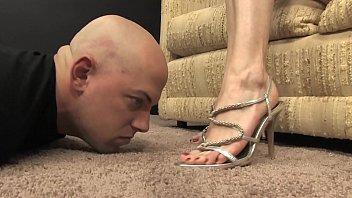 Goddess Ashley foot fetish
