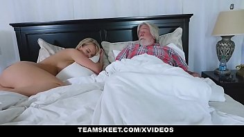 Family Stokes - Cheating Wife (Rachael Cavalli) Rides Stepson Meaty Cock