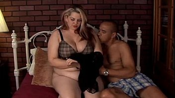 Beautiful busty blonde BBW loves to fuck