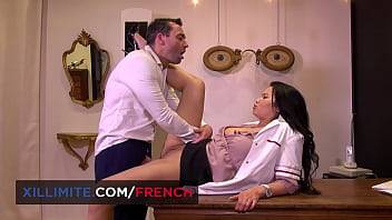 French asian assfucked by her patient