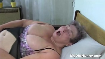 Ugly grandma fucked