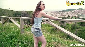 MAMACITAZ - Naughty Russian Teen Hard Pounded By Daddy Outdoor - Moray Moore
