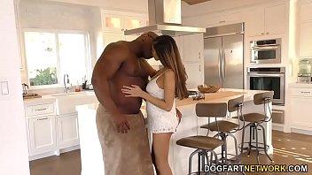 Busty Latina Nina North Takes A Huge Black Dick