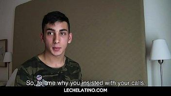 Homo hispanic gay sex first time hunk reality