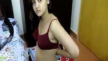 cute indian teen girl hard fucked by BF