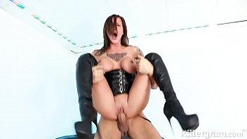 Sexy sub slut porn babe Chantelle Fox craves big hard cock