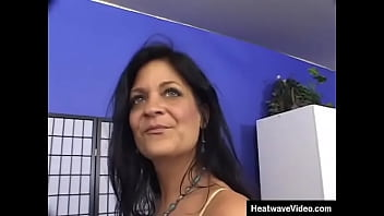 Anal MILF #2 - Kacie Hunt - Mature slut with perfectly big ass looks ready to fuck and loves black cocks in her asshole
