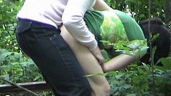 fandening amatorer i skoven