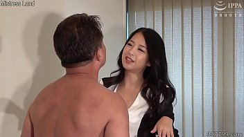 Japanese Mistress and Masochist Man