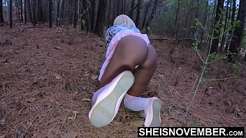 Crawl Slut! Step Dad Made Me Pull Up My Skirt In The Forest On My Knees, Black Babe Msnovember To Flash Her Ass Cheeks or Get Kicked Out, Black Public Nudity On Sheisnovmber