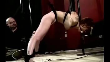 Lewd bimbo just needs a very intense orgasm