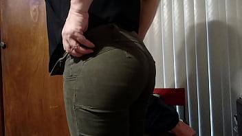 Amateur wife ass