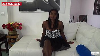 AMATEUR EURO - Horny Maya Secret Drilled In Naughty Threesome