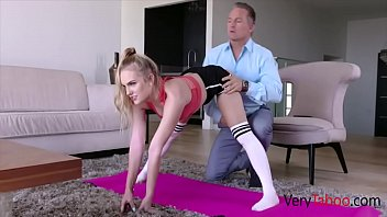 Daughter Fucks Daddy To Take r. On Mom