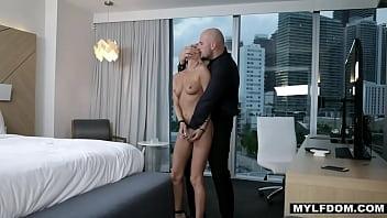 Handcuffed sex