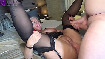 Hard three hole fuck! With anal creampie, drilled rosette, ass to mouth and rimming!