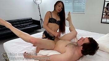 Asian Pegging Sex