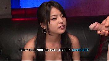 Hot japan girl Eririka Katagirsuck and lick cock
