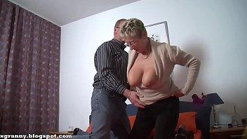 Honey granny fucks