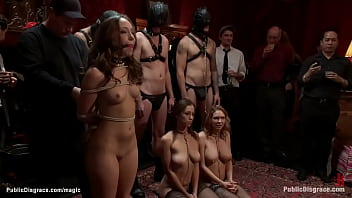 At public party of Princess Donna Dolore had a lot of hot people fucking and tormenting and punishing each other leaded by anal slut Remy LaCroix