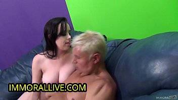 Squirting explosion by busty babe with perfect natural tiys