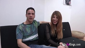 Rena wants to make her well-hung boyfriend a very special surprise