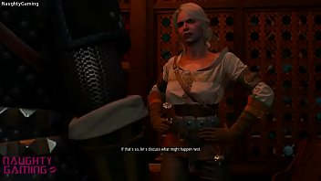 The Witcher 3 Ciri Sex Scene Mod