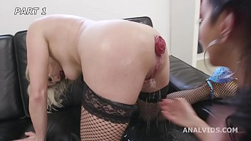 Milfs and Roses #1, Brittany Bardot & Laura Fiorentino Balls Deep Anal, DAP, ATM, Squirt d., Gapes, Buttrose GIO1628